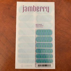 Jamberry November 2016 Hostess Wrap. Full sheet.